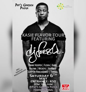 Pat's Garden Phola: Kasie Flavor Tour Featuring